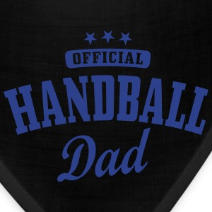 handball dad / official handball dad Hoodies - Bandana