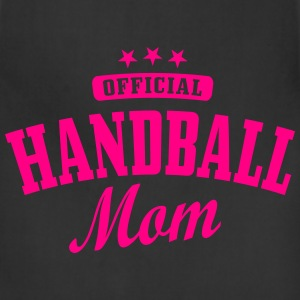 handball mom / official handball mom T-Shirts - Adjustable Apron