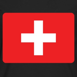 SWISS FRANCS - SWITZERLAND IS THE NUMBER 1 Kids' Shirts - Men's Premium Long Sleeve T-Shirt