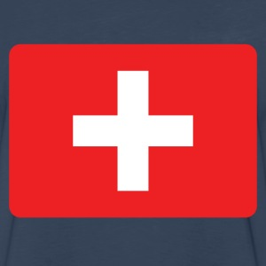 SWISS FRANCS - SWITZERLAND IS THE NUMBER 1 T-Shirts - Men's Premium Long Sleeve T-Shirt