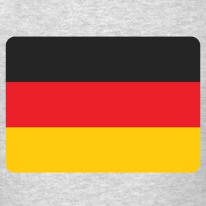 DEUTSCHLAND - GERMANY  Long Sleeve Shirts - Men's T-Shirt