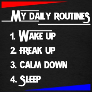 dailyroutines Tanks - Men's T-Shirt