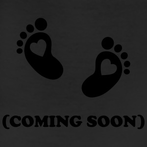 Baby footprint - coming soon T-Shirts - Leggings