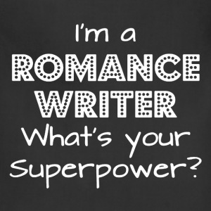 I'm A Romance Writer - Adjustable Apron