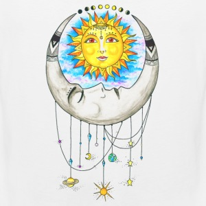 Love of the Sun and Moon - Men's Premium Tank