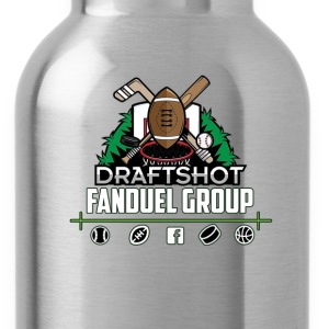 Draftshot Fanduel Group T-Shirt - Water Bottle