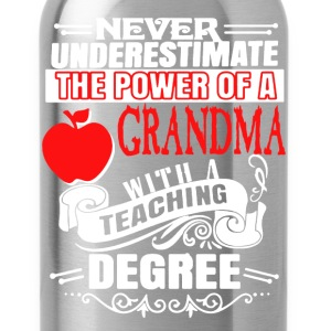 Happy Grandparents Day  - Water Bottle