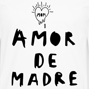 Amor de madre T-Shirts - Men's Premium Long Sleeve T-Shirt