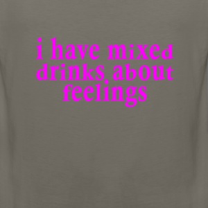 mixed_drinks_about_feelings_ - Men's Premium Tank
