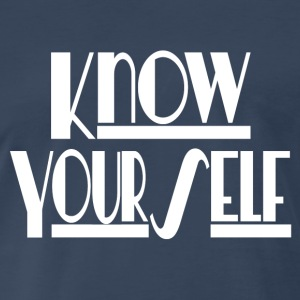 KNOW YOURSELF Sportswear - Men's Premium T-Shirt