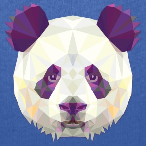 Polygonal Panda - Tote Bag