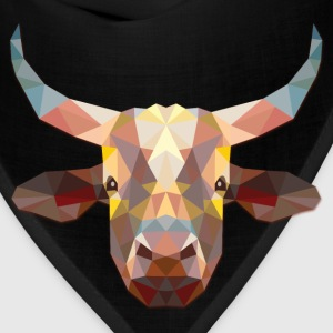 Polygonal Cow - Bandana