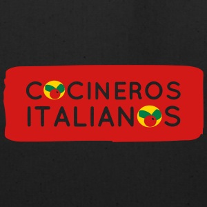Cocineros Italianos Theme Mugs & Drinkware - Eco-Friendly Cotton Tote