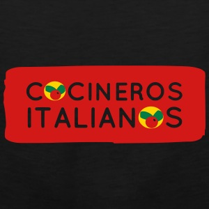Cocineros Italianos Theme Mugs & Drinkware - Men's Premium Tank