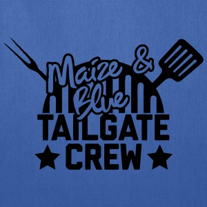 Maize & Blue Tailgate Crew T-Shirts - Tote Bag