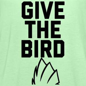 Give The Bird T-Shirts - Women's Flowy Tank Top by Bella