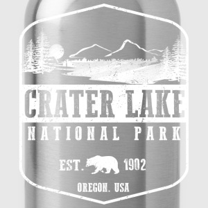 Crater Lake National Park T-Shirts - Water Bottle