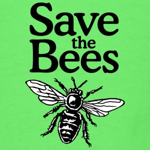 Save The Bees Baby One Piece - Men's T-Shirt