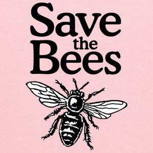 Save The Bees S-3X T-Shirt - Kids' Hoodie
