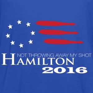 Hamilton 2016 - Women's Flowy Tank Top by Bella