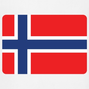 NORWAY IS THE NUMBER 1 T-Shirts - Adjustable Apron
