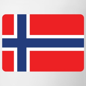 NORWAY IS THE NUMBER 1 T-Shirts - Coffee/Tea Mug