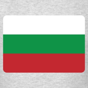 BULGARIA IS THE NUMBER 1 Long Sleeve Shirts - Men's T-Shirt