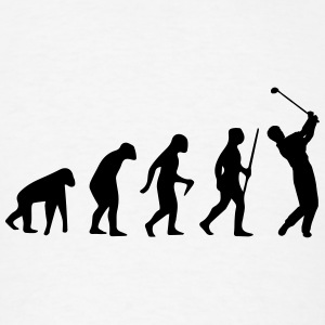 EVOLUTION OF GOLF Sportswear - Men's T-Shirt
