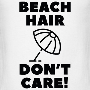 Beach Hair - Men's T-Shirt