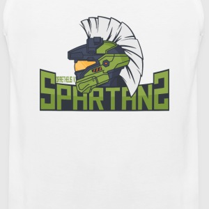 Halo Spartans - Men's Premium Tank