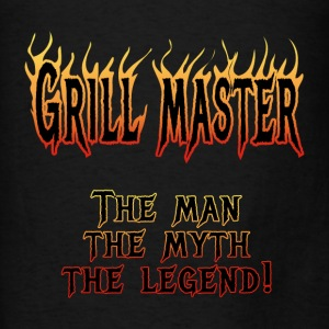 Grill Master Hoodies - Men's T-Shirt