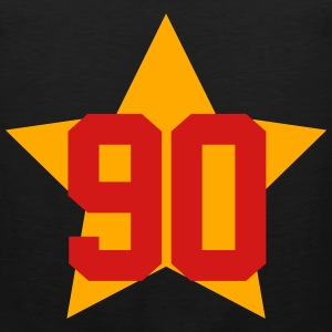 90 star T-Shirts - Men's Premium Tank