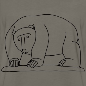 Bears Bridge Moabit - Men's Premium Long Sleeve T-Shirt