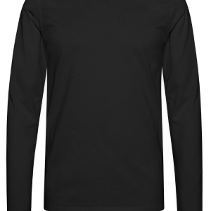 record player (glows in dark) - Men's Premium Long Sleeve T-Shirt