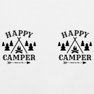 Happy Camper - Men's Premium Tank
