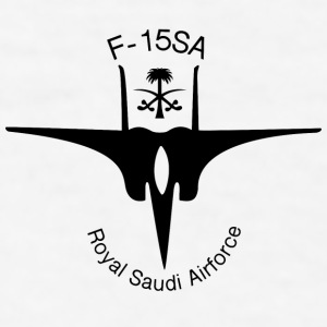 Royal Saudi Airforce Mug - Men's T-Shirt