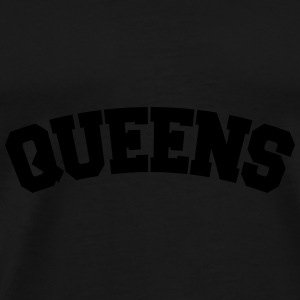 QUEENS, NYC Sportswear - Men's Premium T-Shirt