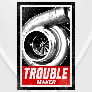 BOOST TROUBLE MAKER  T-Shirts - Bandana