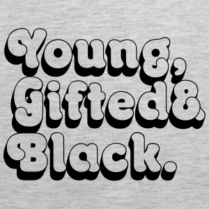 Young, Gifted & Black. Bags & backpacks - Men's Premium Tank