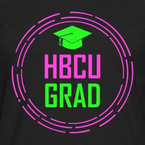 HBCU GRAD AKA T-Shirts - Men's Premium Long Sleeve T-Shirt