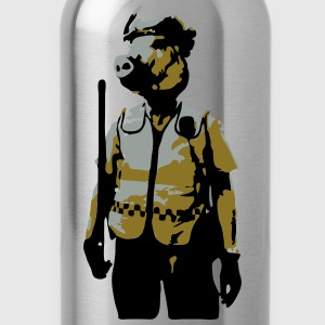 Police - Water Bottle