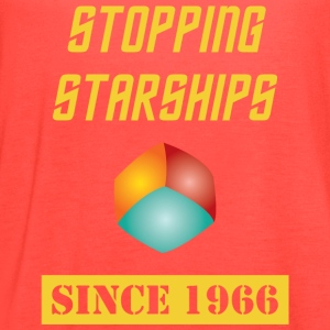 Stopping Starships Corbomite Maneuver Ep T-Shirts - Women's Flowy Tank Top by Bella