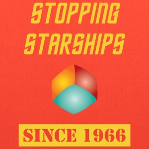 Stopping Starships Corbomite Maneuver Ep T-Shirts - Tote Bag