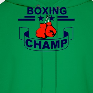 boxing_champ - Men's Hoodie