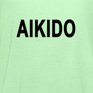 aikido - Women's Flowy Tank Top by Bella