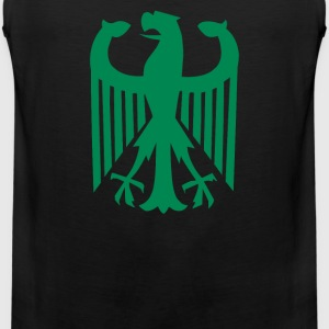 German Army Eagle Bundeswehr Hoodies - Men's Premium Tank