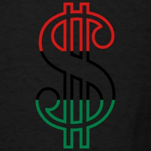 Dollar Sign Bags & backpacks - Men's T-Shirt