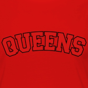 QUEENS, NYC T-Shirts - Women's Premium Long Sleeve T-Shirt