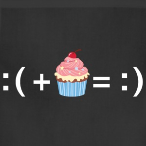 Formula For Happiness (Cupcake) T-Shirts - Adjustable Apron