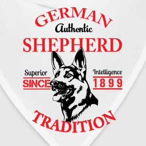 German Shepherd Tradition T-Shirts - Bandana